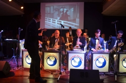 Moonlight Big Band, tra swing e ballo serata da sogno allo Zanussi di Roma